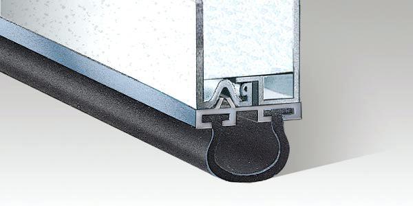 Durable Garage Door Weather Stripping Installation