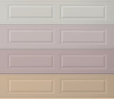 Panel Matches for Garage Door Panel Replacement