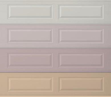 one panel or full garage door Panel Replacement