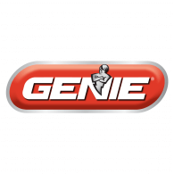 Genie Logo for garage door service