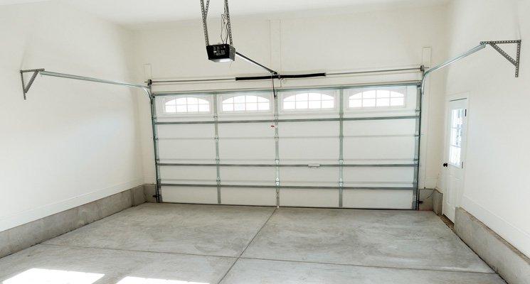 garage door spring replacement track service inside of garage door parts
