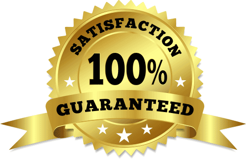 100% satisfaction guaranteed seal for garage door parts