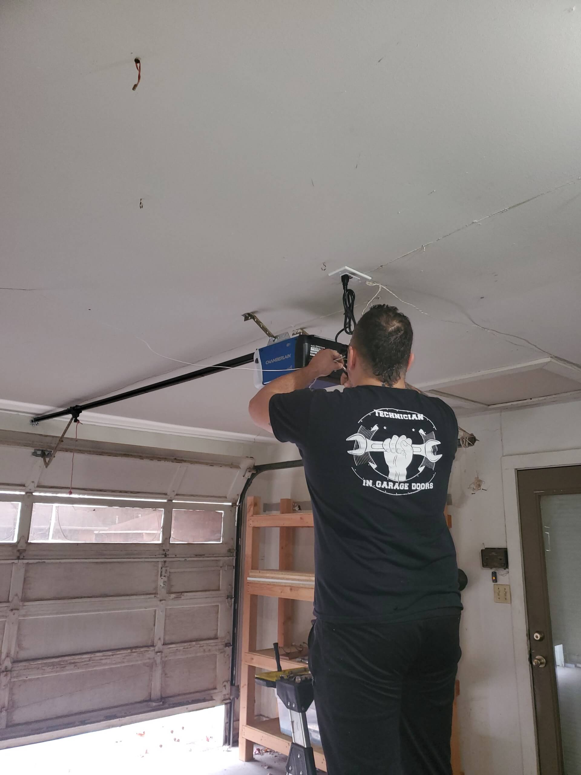 complete garage door repair garage door service houston